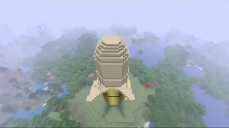 我的世界动画-香蕉发射器-Saurian PvZ Games