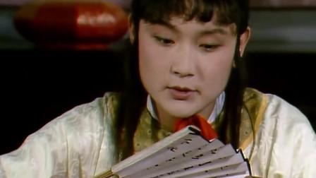 红楼梦:薛蟠看上了林黛玉,薛家闹了一场风波,薛姨妈不敢明说
