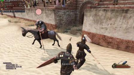 【舍长直播(上)20.4.21】骑马与砍杀2:霸主 粉红毛兔兔实况15