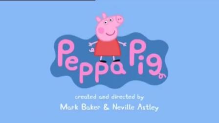 小猪佩奇英文版第二季第47集