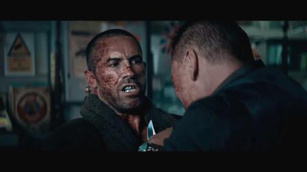2019动作电影,阿金斯刚从逃出的男人,用拳头让仇人血债血偿