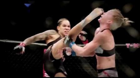 打哭隆达罗西、KO机械婆,她才是地球上最能打的女人