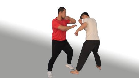 形意拳炸力无断续,进攻中轻出重收,武术基本功中培养习惯