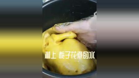 客家美食,盐焗鸡,广东梅州特色。
