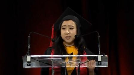 """声称""""美国空气香甜""""的女留学生,如今过得怎样,令人感慨万千!"""