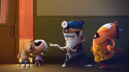 主治医师吸血鬼抢救吸血鬼的宠物小熊熊!妖怪学院游戏