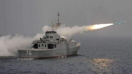 伊朗新型驱逐舰年内开工,排水量6000吨,5年内真能造出来?