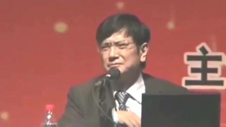 郑强:我演讲都是100多次鼓掌,百家讲坛请了我很多次,我都没去
