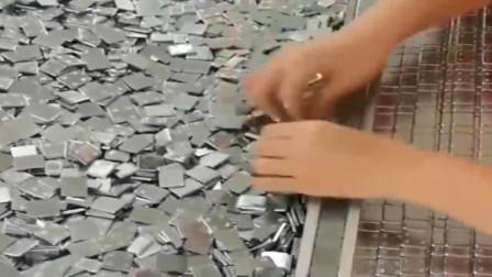厂里手速最快的广东工人,这手速打麻将一定很厉害