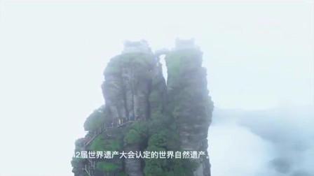 旅游攻略:贵州小伙这样介绍梵净山,看到这样的风光马上就想出发去旅行