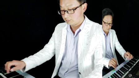 《谁》DJ版电子琴音乐