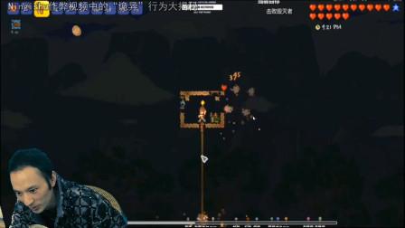 《泰拉瑞亚》速通作弊视频的作者ningishu在视频中的诡异行为大揭秘-关于刷新NPC与刷怪量控制-[Ezfic直播录像]