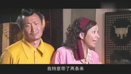 爆笑港片:郑中基暴龙哥飙车回来食自己!