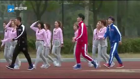 """罗志祥为了锻炼少女们""""女友力"""",请来男团T18,结果却吃醋了!"""