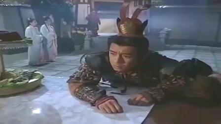 封神榜:哪吒酒后清醒,看到纣王沉迷酒色,突然觉得他昏庸无能