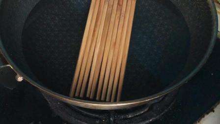 筷子用久发霉,试试这个方法很好用