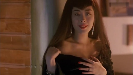 美女主动表白,不料华仔根本不上当,心里只有梦中
