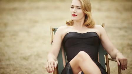 凯特主演《裁缝》解说,从人到时尚女王的华丽转身,太惊艳!