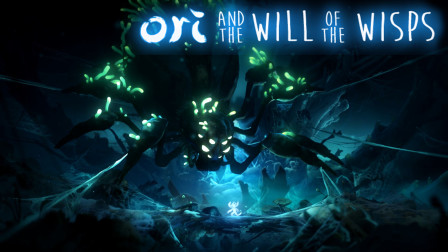 EP8:又黑又有蜘蛛的森林真的非常可怕【雪激凌解说】Ori and the will of the wisps-困难模式