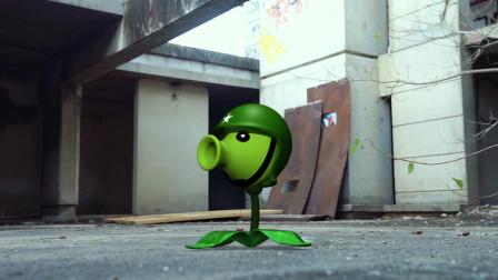 我的世界动画-现实版植物战丧尸-Batt Minton