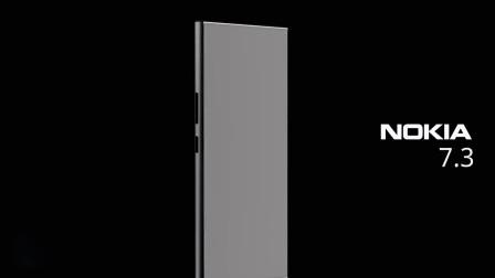 诺基亚 7.3 概念机:骁龙 730G、蔡司四摄、90Hz 挖孔屏