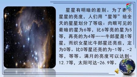 六年级科学(湘教版)《灿烂星空》
