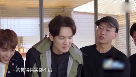 漫游记:钟汉良,郭麒麟和威神V哪组的短视频更胜一筹?
