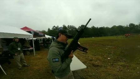 旋转弹仓,续航30发的Origin-12战术霰弹枪,了解一下?