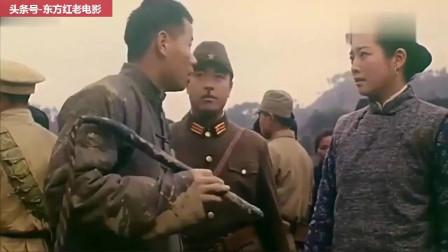 抗日老电影:神枪手石大胆双枪日寇,弹药管够用,枪战相当激烈