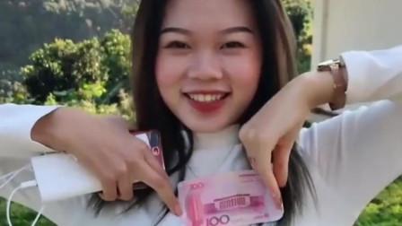 问缅甸小姐姐100块钱人民币可以做什么?回答有点意思,太值了