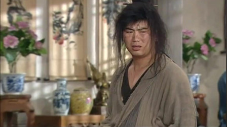 武林外传,被迫当了跑堂的小米:说不上来为什么,总感觉哪里不太对
