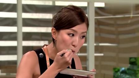 美女厨房:美女这道菜创意跟名字都很好,评委少有大赞