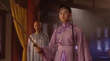 皇太子秘史:紫瑛对四阿哥忠贞不渝,两人用琴立下了海誓山盟