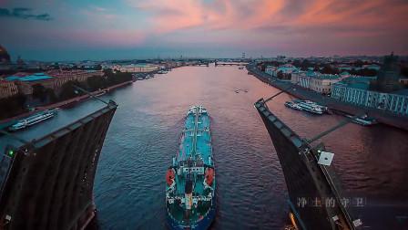 收获4.5万点赞的航拍作品,油管大神让城市充满着魔力!