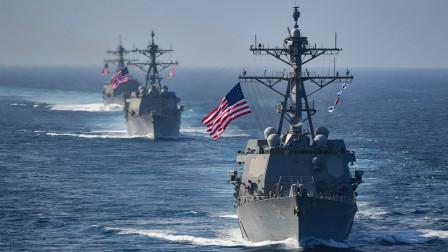 美军遭前所未有打击,40艘军舰暴发疫情,被迫停靠港口
