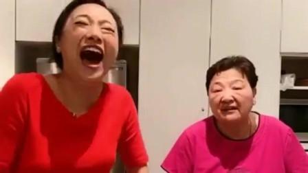 老外在中国:中国老太太吐槽外国警察的形象,中国杨姐笑得上气不接下气,太逗