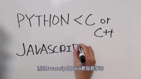 我应该先学什么编程语言?Java python c c++ c#...