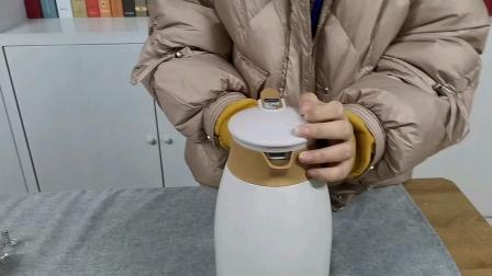 马卡龙保温壶盖
