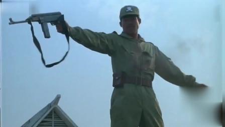 90年国产动作枪战片;快速反应突击队打进绑匪总部,展开解救行动