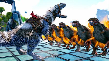 【虾米】方舟:创世纪EP12,最强军队打造成功,让正道的光照在大地上吧!