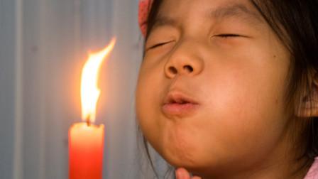 蜡烛:现在我慌得一批,因为被隔空点燃了!
