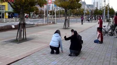 日本地震现场,摄像机拍下民众反应一阵又一阵!有点搞不懂