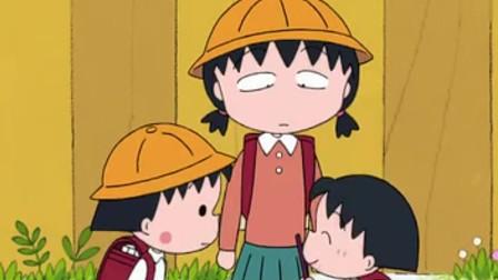 """樱桃小丸子:明美巨像小丸子了,连姐姐都说,她是""""迷你""""版的小丸子"""