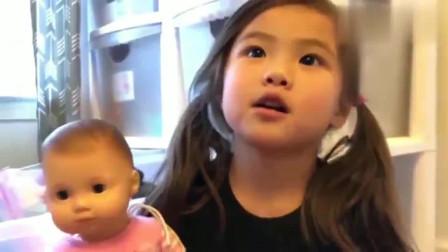 老外在中国:收养的中国女孩表达感谢,外国父母教育得真好