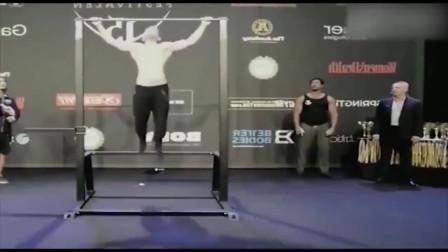 看看吉尼斯世界纪录,这还是人吗竟然有这种操作