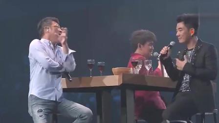 三个老男人一个舞台,唱的不是歌,是青春