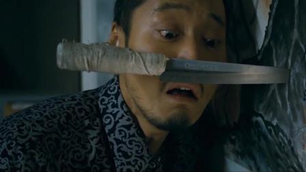 一部充满了暴力美学的韩国电影,实在太帅太酷了