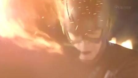 闪电侠第一季:闪电侠与火风暴相遇