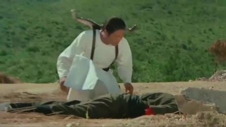 江湖第一兵器飞龙斩,比血滴子狠毒厉害十二倍,一部经典武侠片