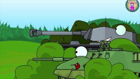 坦克世界:坦克中的灭火器